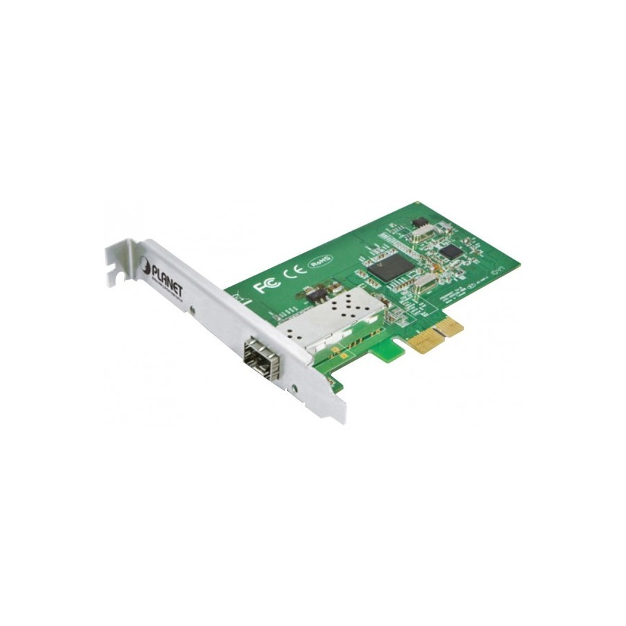 Planet ENW-9701 carte PCI-Express Gigabit SFP fibre optique