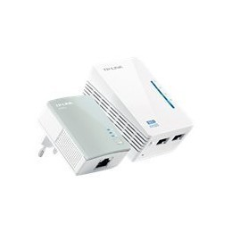 TP-LINK AV500 WiFi 2-port PLC Kit