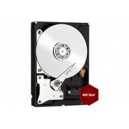 DD 3.5'' SATA III WESTERN DIGITAL Red   4To