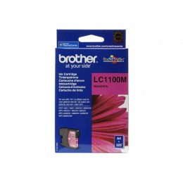 Cartouche d'impression original Brother LC1100M Magenta