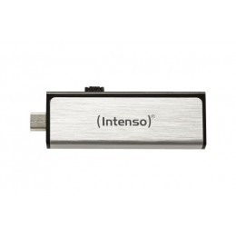 CLE USB 2.0 INTENSO MOBILE LINE USB et MICRO USB 8Go