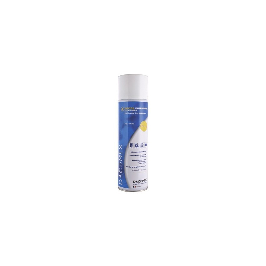 Dacomex Mousse nettoyante - antistatique 500 ml