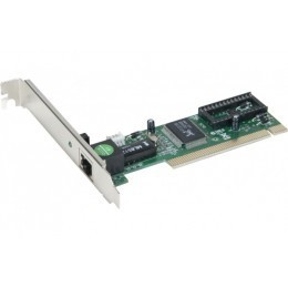 Netis AD-1101 carte reseau PCI 10/100 std + Low Profile