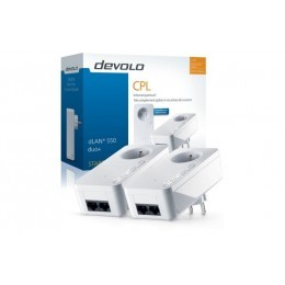 Devolo CPL dLAN 550 duo+ starter kit