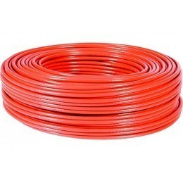 Cable Multibrins S/FTP Categorie 6 Rouge en bobines de 100 metres