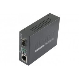 Planet FT-905A convertisseur manageable RJ45 10/100 vers fibre SFP