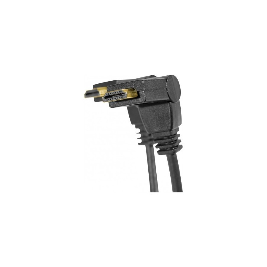 Cordon hdmi high speed a/a articule 1,80 m