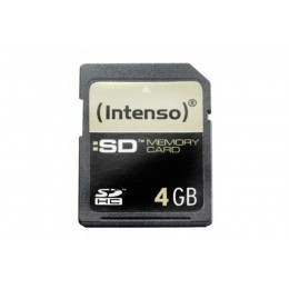 Carte mémoire SDHC 4Go Intenso