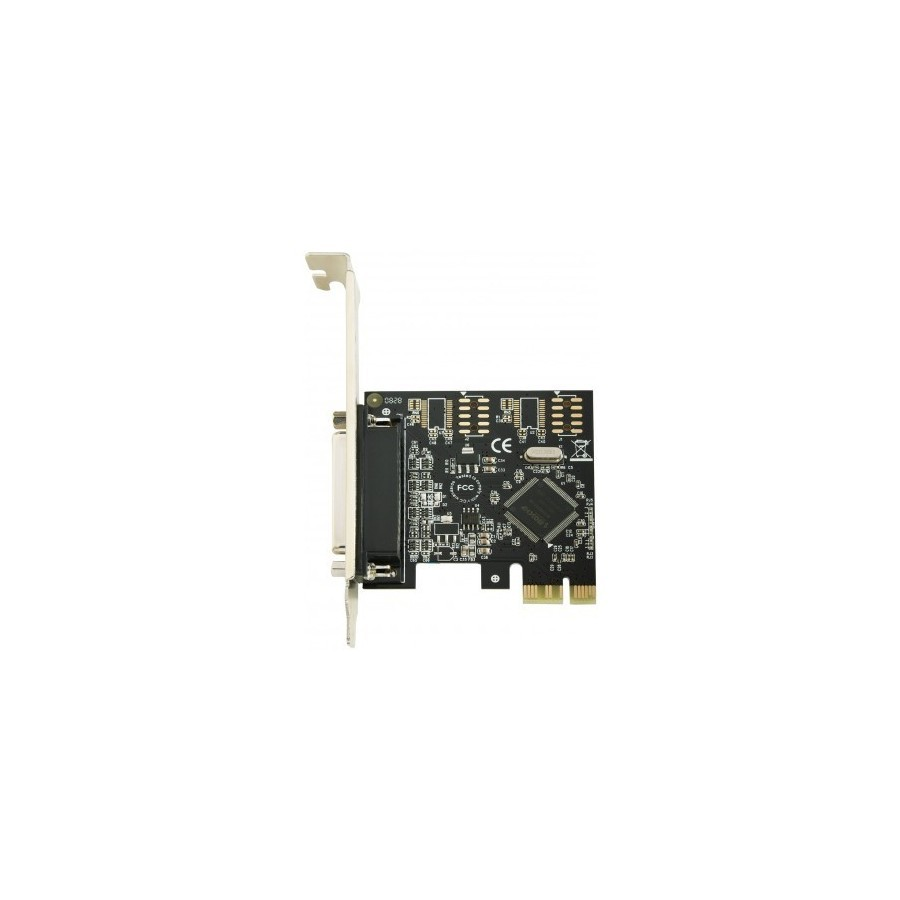 Carte PCI-Express 1X - 1 port Parallèle