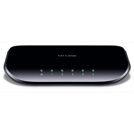 Switch Gigabit TP-Link SOHO 10/100/1000 - 5 ports