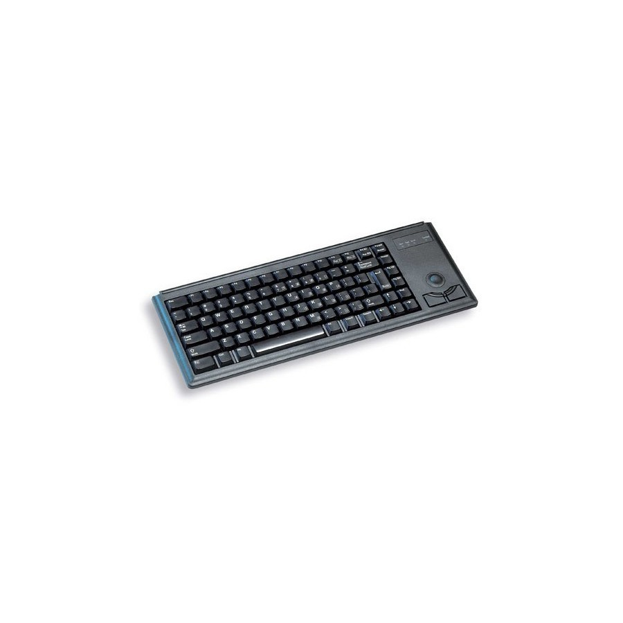 cherry clavier miniature trackball azerty usb noir jlg discount. Black Bedroom Furniture Sets. Home Design Ideas