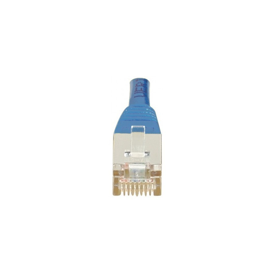 Cordon RJ45 patch F/UTP CAT 6 Bleu - 2,00 m
