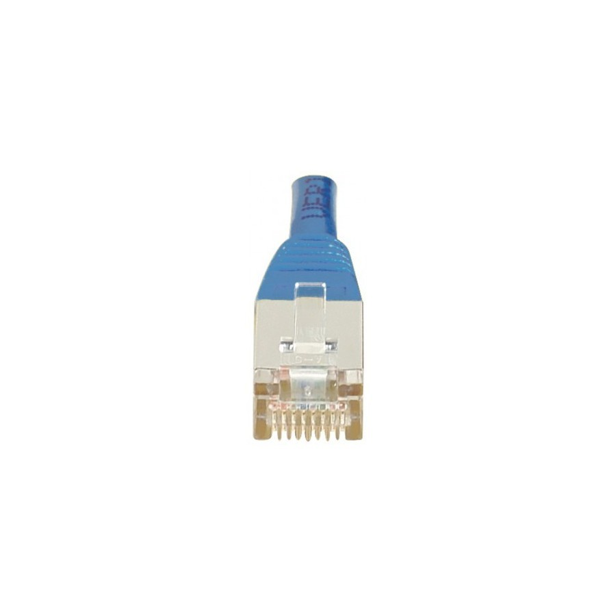 Cordon RJ45 patch F/UTP CAT 6 Bleu - 5,00 m