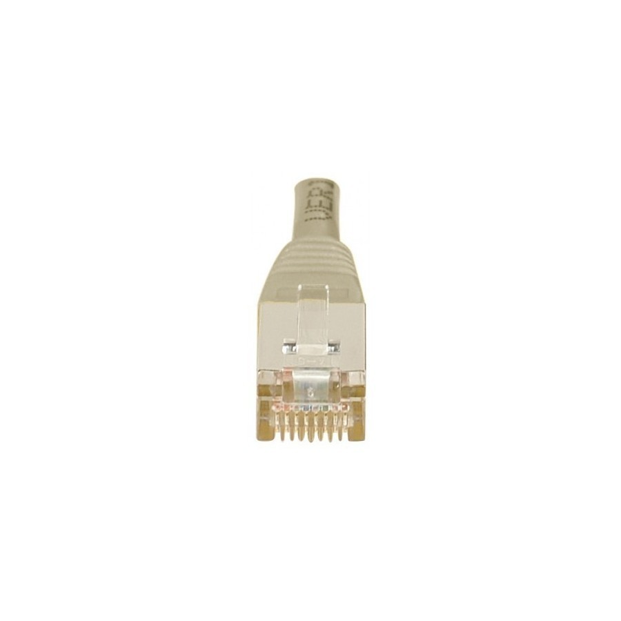 Cordon patch RJ45 F/UTP CAT6 gris - 50m