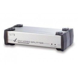 Aten VS164 splitter dvi+audio 4 ports 1600X1200 DDC2B