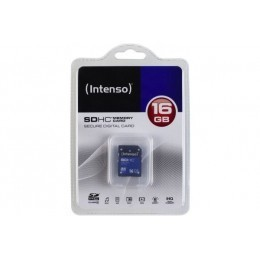 Carte SDHC Intenso 16GO