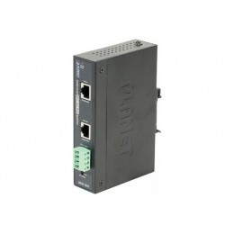 Planet splitter poe+ IP30 -40/75° 12/24V