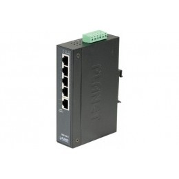 Planet switch industiel -40/75° - 5 ports 10/100