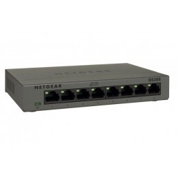 Netgear GS308 switch 8 ports 10/100/1000 métal
