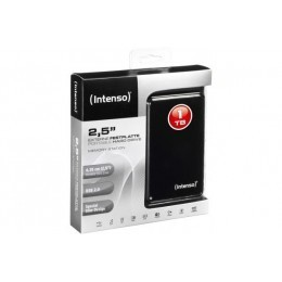 """Dd externe intenso 2""""5 1TO usb 2.0 memory station - noir"""