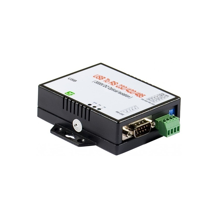 Convertisseur Pro USB - RS232/485/422 isolation 3000V