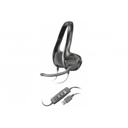 Plantonics audio 628 anti bruit micro-casque binaural usb