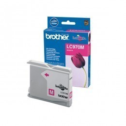 Brother Cartouche d'encre LC970M magenta
