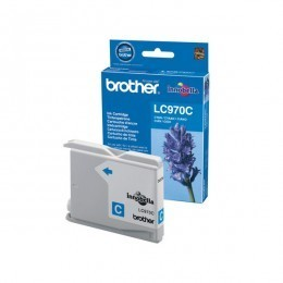 Brother Cartouche d'encre LC970C Cyan